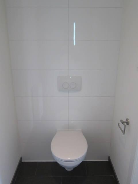 Toilet woonhuis